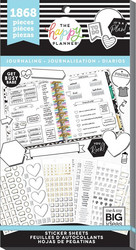 Mambi Happy Planner -tarrapakkaus Journaling
