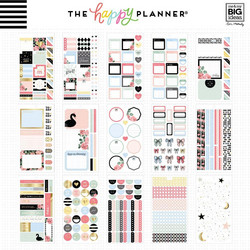 Mambi Happy Planner Value -tarrapakkaus Simply Lovely