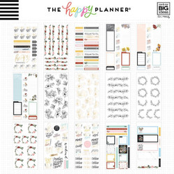 Mambi Happy Planner Value -tarrapakkaus Botanicals