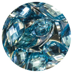Nuvo Pure Sheen Gemstones -koristeet, Water Droplets