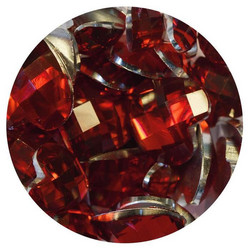 Nuvo Pure Sheen Gemstones -koristeet, Cherry Hearts