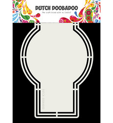 Dutch Doobadoo Circle With Square -sapluuna