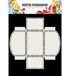 Dutch Doobadoo Box Art Cookie Tray -sapluuna