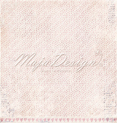 Maja Design Denim & Girls skräppipaperi Pink linen