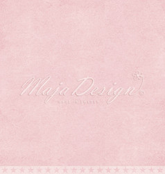 Maja Design Monochromes Shades of Denim skräppipaperi, sävy Soft pink