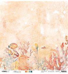 Studio Light skräppipaperi Ocean View nr. 02