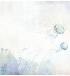 Studio Light skräppipaperi Ocean View nr. 03