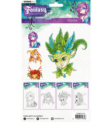 Studio Light leimasin Fantasy Collection, nr.374