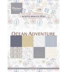 Marianne Design Ocean Adventure -paperikko