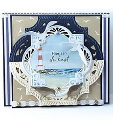 Marianne Design korttikuvat Tiny's Lighthouses