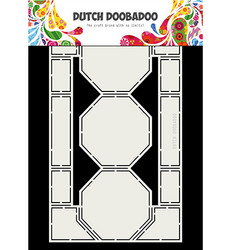 Dutch DooBaDoo Octagons -sapluuna