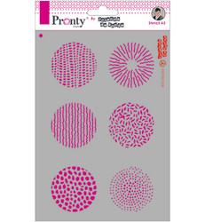 Pronty sapluuna Circles by Jolanda