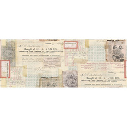 Tim Holtz Idea-Ology Collage paperipakkaus Document