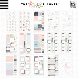 Mambi Happy Planner Value -tarrapakkaus Free Spirit
