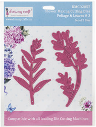 Dress My Craft stanssisetti Foliage & Leaves 3