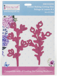 Dress My Craft stanssisetti Foliage & Leaves 6