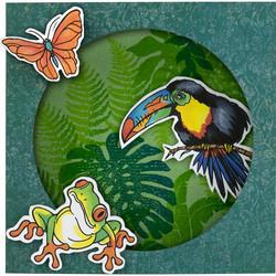 Stampendous leimasinsetti Jungle Life