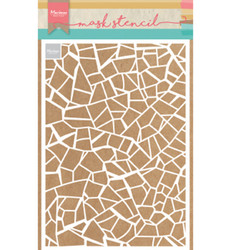 Marianne Design sapluuna Broken Tiles