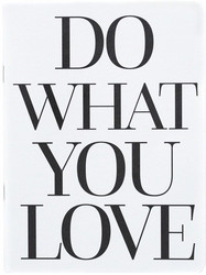 Teresa Collins Designer Notebook -muistivihko Do What You Love