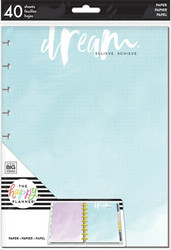Mambi Happy Planner Classic paperipakkaus, Dream Dot Grid