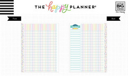 Mambi Happy Planner Classic paperipakkaus, Checklist, Teacher
