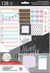 Mambi Happy Planner Classic Accessories -pakkaus - Teacher - Always Be Kind