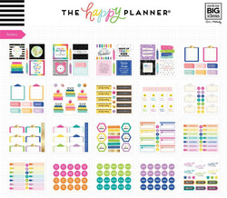 Mambi Happy Planner Multi Accessory -pakkaus, Teachers Gonna Teach