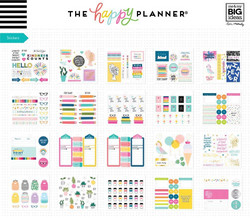 Mambi Happy Planner Multi Accessory -pakkaus, Student - Kind Kids