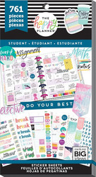 Mambi Happy Planner Value -tarrapakkaus Student