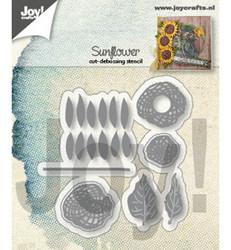 Joy! craftsin Sunflower -stanssisetti