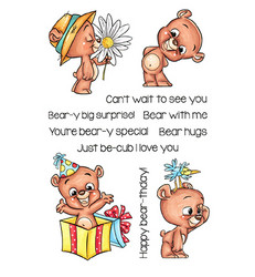 C.C.Designs leimasinsetti Bears