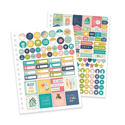 Simple Stories Carpe Diem Home Planner -kalenteri