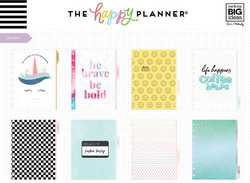 Mambi Happy Planner 12-Month Dated Classic Planner -kalenteri, Be True, Student