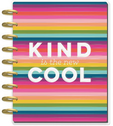 Mambi Happy Planner 12-Month Dated Classic Planner -kalenteri, Kind Is The New Cool, Student
