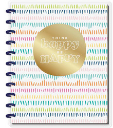 Mambi Big Happy Notes -muistikirja, Think Happy