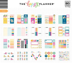 Mambi Happy Planner Multi Accessory -pakkaus, Student - Stay Rad