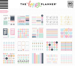 Mambi Happy Planner Multi Accessory -pakkaus, Teacher - Simply
