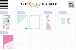Mambi Happy Planner Classic Accessories -pakkaus - Student - You Got This