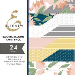Altenew paperipakkaus Blushing Blooms