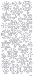 Aurelie ääriviivatarra-setti Winter, 10 kpl