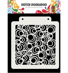 Dutch DooBaDoo Circles -sapluuna