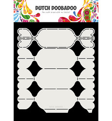 Dutch DooBaDoo Box Art Candy -sapluuna