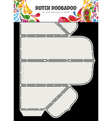 Dutch DooBaDoo Box Art Pop Out -sapluuna
