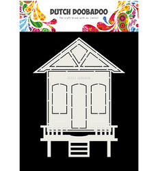 Dutch DooBaDoo Shape Art House 2 -sapluuna