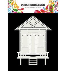 Dutch DooBaDoo Shape Art House 2 -sapluuna
