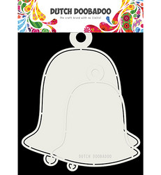 Dutch DooBaDoo Shape Art Christmas Balls 2 -sapluuna