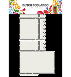 Dutch DooBaDoo Box Art Scallop  -sapluuna