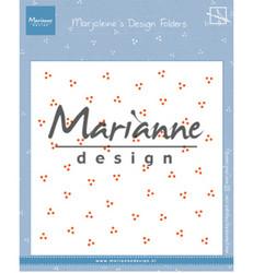 Marianne Design kohokuviointikansio Marjoleine's Dots