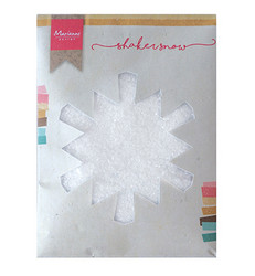Marianne Design Shaker Snow - lumi, 50 g