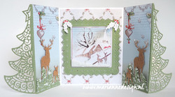 Marianne Design stanssisetti Tiny's Deer Family